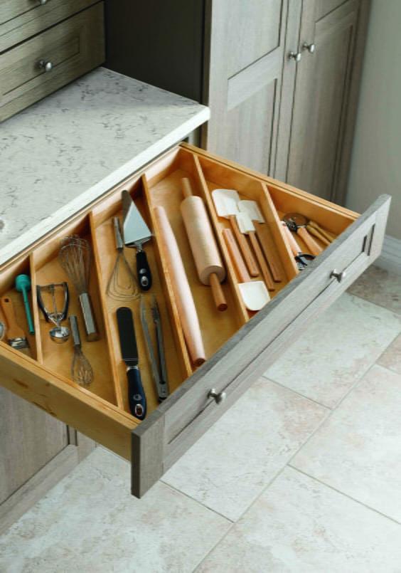 ideas para ganar espacio en la cocina