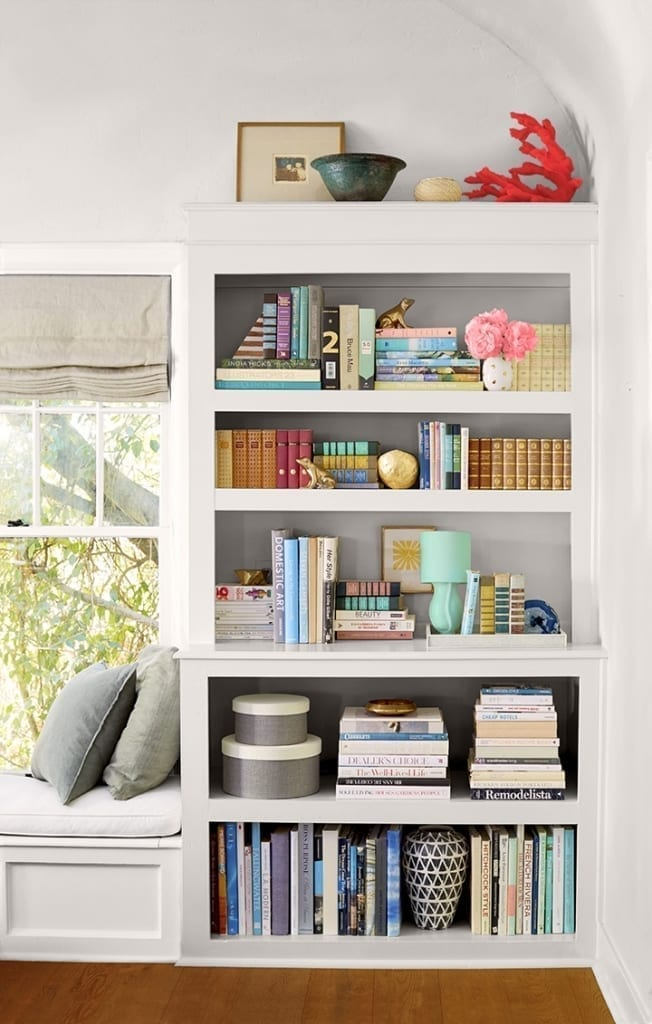 Ideas para decorar la biblioteca