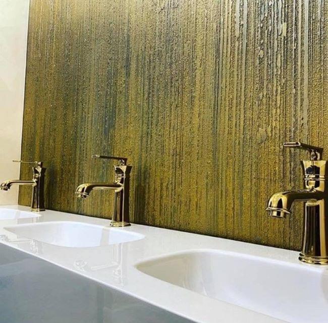 texturas de paredes para baños
