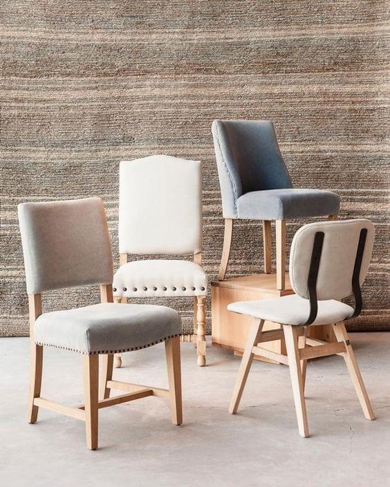 cómo tapizar sillas